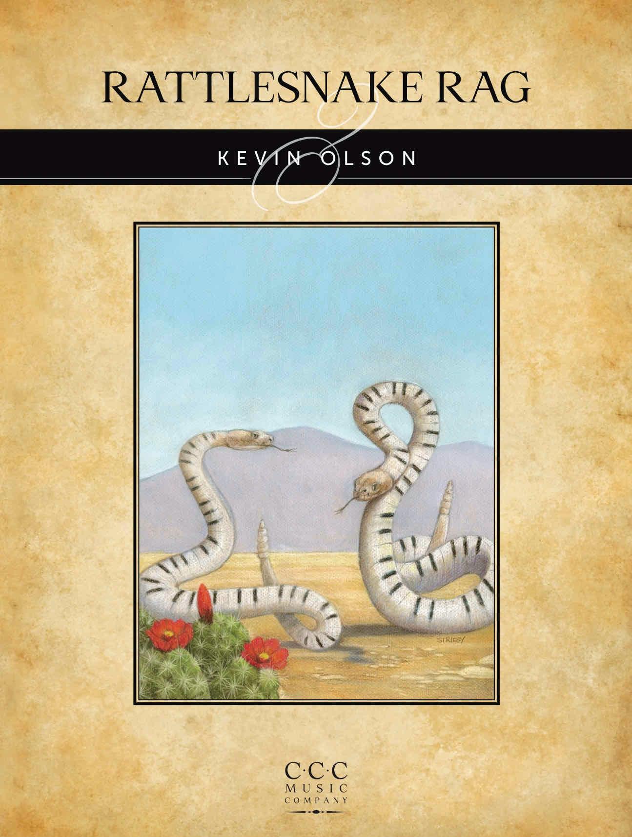 Rattlesnake Rag cover